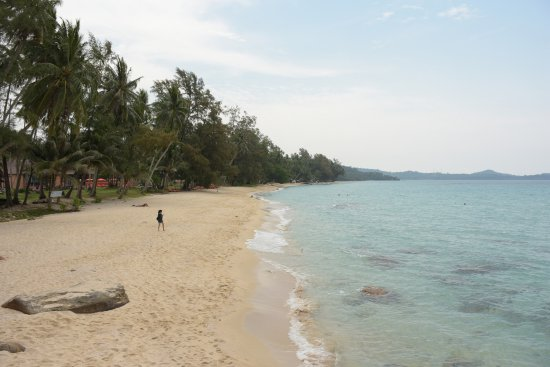 Shantaa Koh Kood: Another beach on the other side of the pier