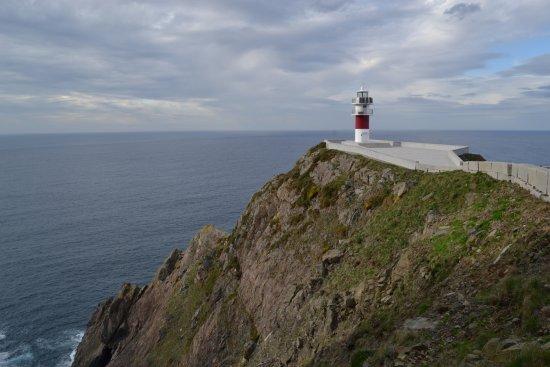 Cariño, Spanien: Vistas del Faro de Cabo Ortegal