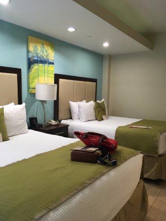 Silver Palms Inn: Habitación doble clásica