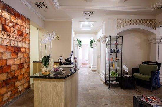 Tarcal, Macaristan: Andrássy Rezidencia Wine & Spa Wellness