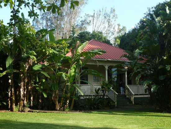 Haiku Plantation Inn: Maui Bed and Breakfast: The Inn