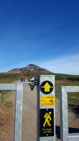Sugarloaf Mountain: Sugarloaf Hill