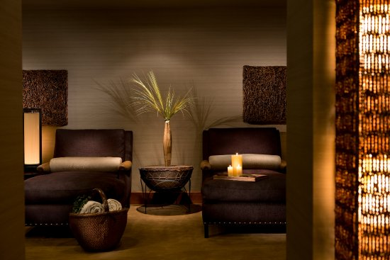 Teton Village, WY: Tranquility lounge at SpaTerre