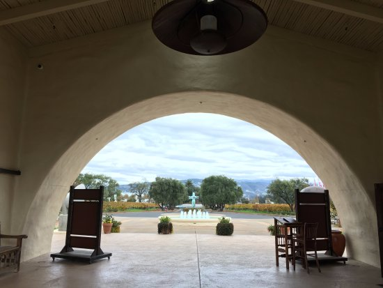 Photo of Tourist Attraction Robert Mondavi Winery at 7801 St. Helena Hwy, Oakville, CA 94562, United States