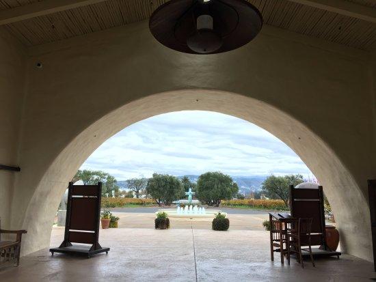 Photo of Tourist Attraction Robert Mondavi Winery at 7801 St. Helena Hwy, Oakville, CA 94562, United States