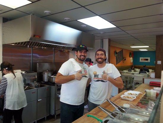Cardston, Canada: Two Amigos