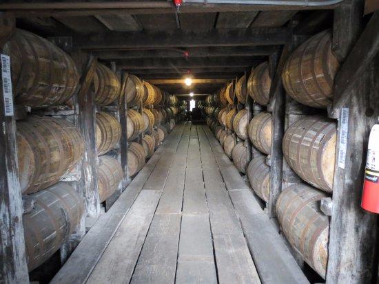 Frankfort, Kentucky: Warehouse