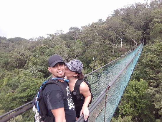 Foto de Ixpanpajul Nature Park