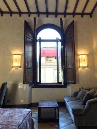 Grand Hotel Baglioni Firenze : room 209