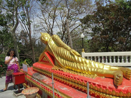 Top ornamen di belakang big budha - Picture of Big Buddha, Pattaya  DE24