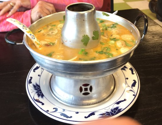 Phoenix, OR: Tom Kha Kai at Esaan Thai Cafe
