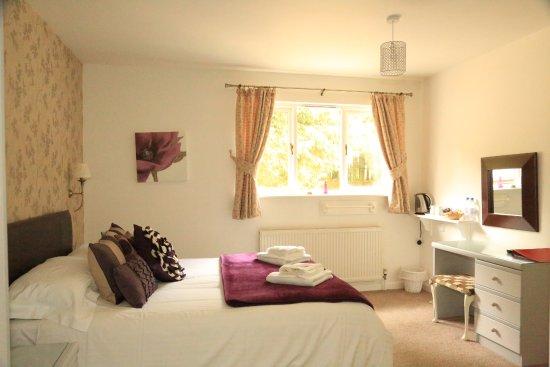 St. Neot, UK: Deluxe double room