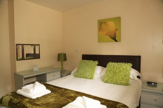 St. Neot, UK: Deluxe family suite