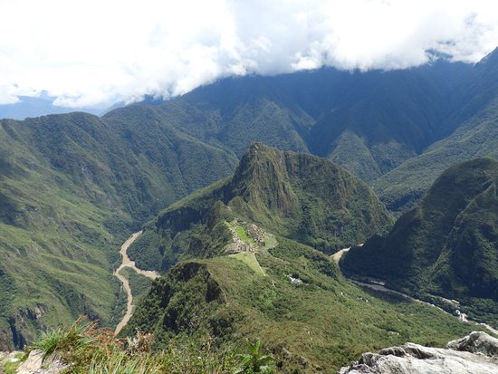 Machu Picchu Mountain Trek