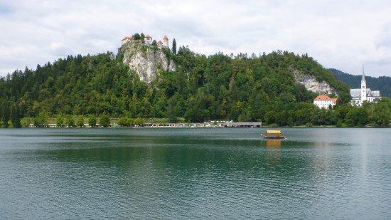 Lake Bled: Bled Castle