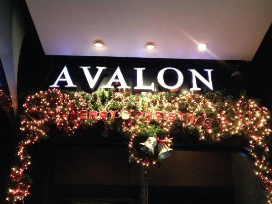 Avalon Cafe Lounge : Definitely worth a return visit
