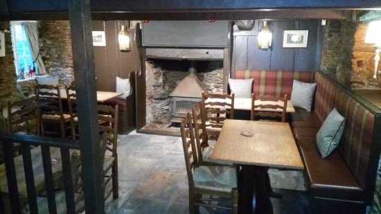 Kingsbridge, UK: The Dolphin Inn Pub and B&B
