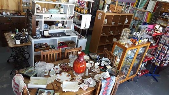 Nagambie, Australia: A great assortment of treasures to browse through