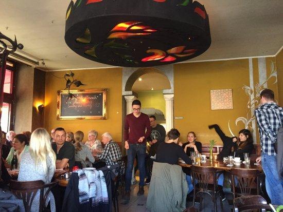 Photo of Cafe Cafe Morgenland at Skalitzer Strasse 35, Berlin 10999, Germany