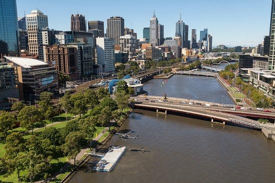 Melbourne Helipad