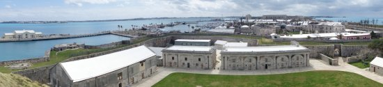 National Museum of Bermuda : View from Admiralty House