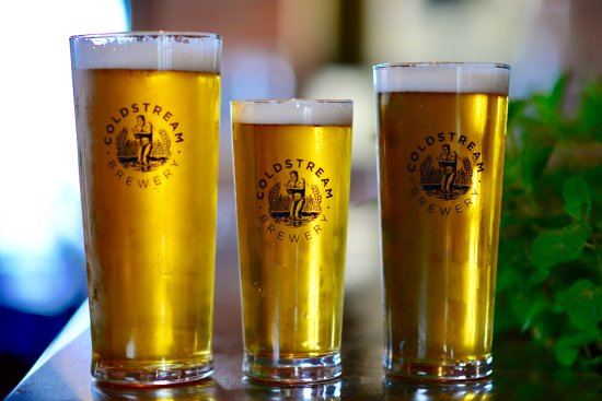 Coldstream Brewery: Pots, schooners and pints, you choose!