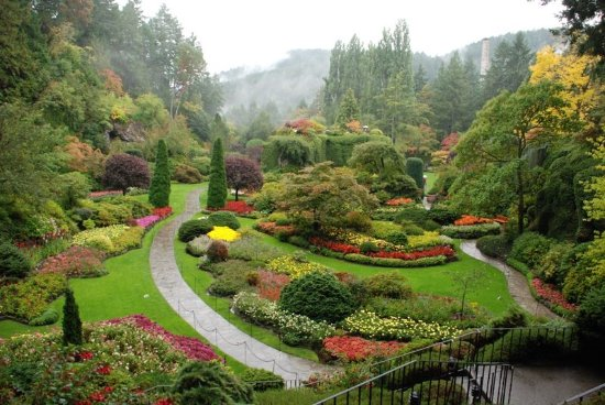 Butchart gardens victoria bc in our gardens high tea - Butchart gardens tour from victoria ...