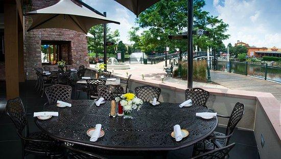 Beautiful Gaithersburg Outdoor Patio.