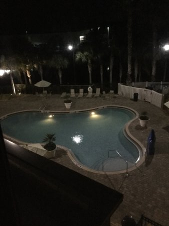 Hilton Garden Inn Palm Coast: Nice heated pool