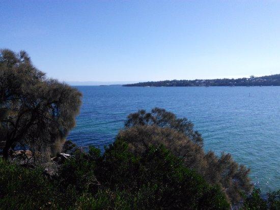 Coles Bay, Australia: View