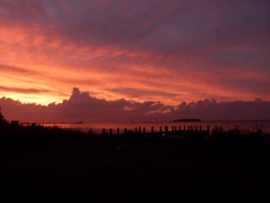 Ewell, MD: Sunset