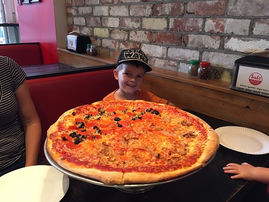 Cake Sal Ef Bf Bd Pizza