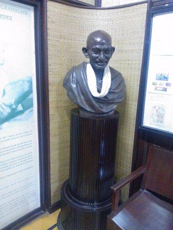 Gandhimuseet i Mani Bhavan