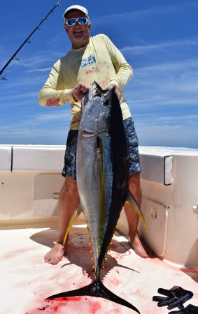 Golfo de Chiriqui National Park, Panama: One of our tunas....