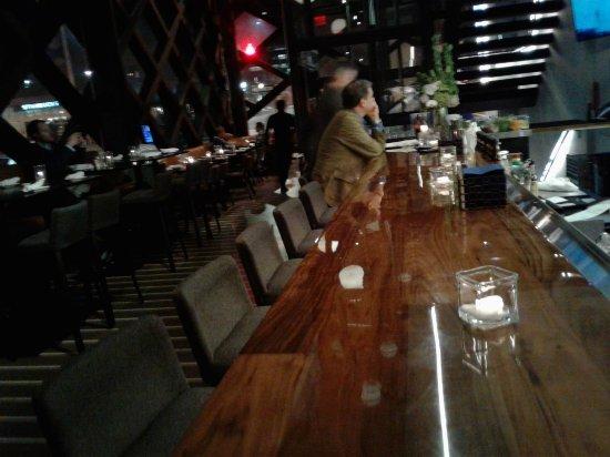 White Plains, Estado de Nueva York: Bar area