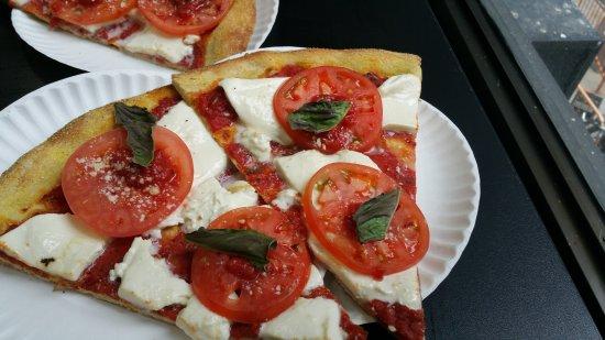 Steve's Pizza: Margarita Pizza