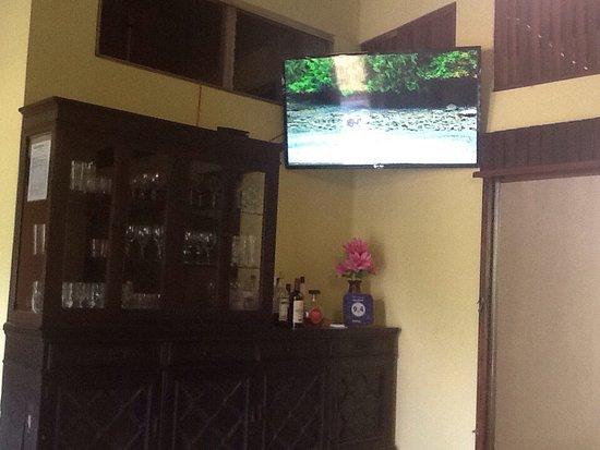 Las Lajas, Panama: Tropischer Garten - Gemeinschaftslobby - Terasse