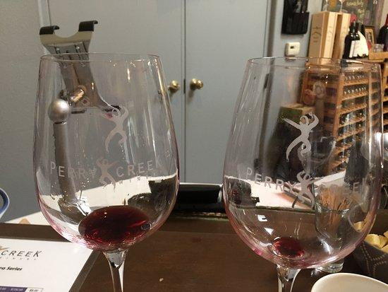 Fair Play, Californien: Wine tasting