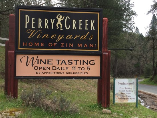 Perry Creek Vineyards