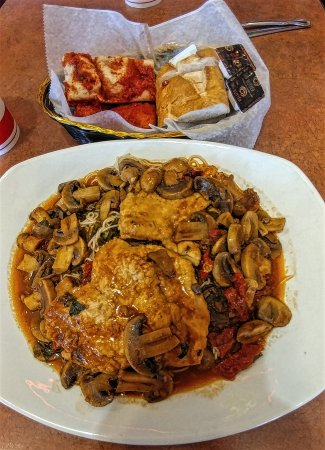 Vinny S Cafe Baltimore Menu