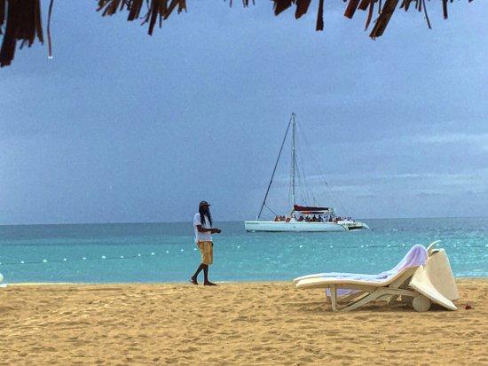 Couples Swept Away: Catamaran going on Sunset Cruise