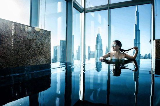 Shangri Hotel Dubai
