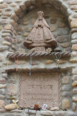 Chimayo, NM: Beautiful & Well Maintained Shrine