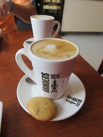 Drouin South, أستراليا: Latte.