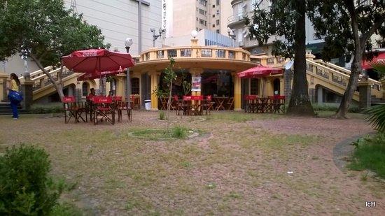 Praça Otávio Rocha