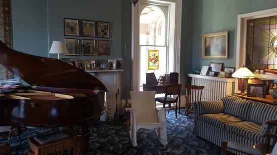 Owen Sound, Canadá: Piano room