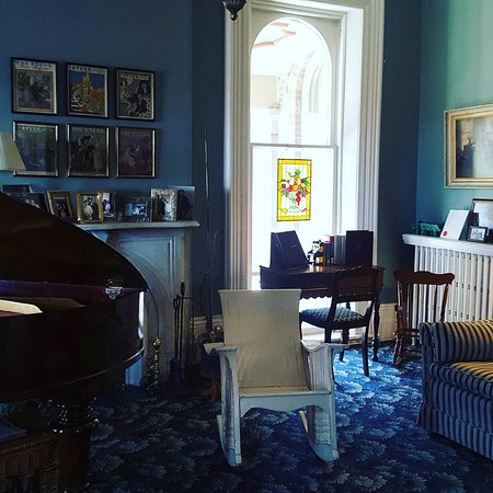 Owen Sound, Canada: Piano room