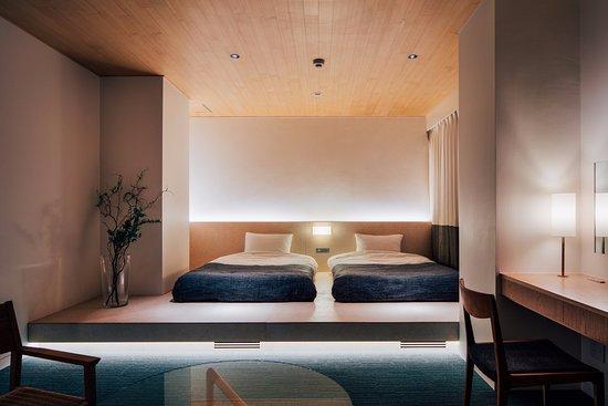 Hotel Graphy Nezu : Deluxe Room