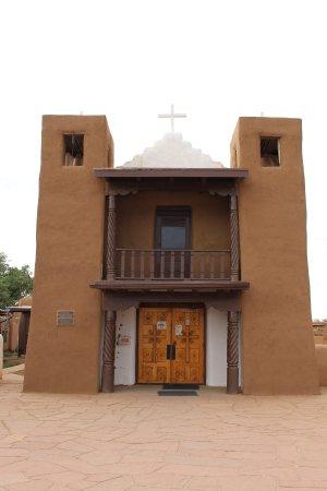 Taos Pueblo - San Geronimo Chapel