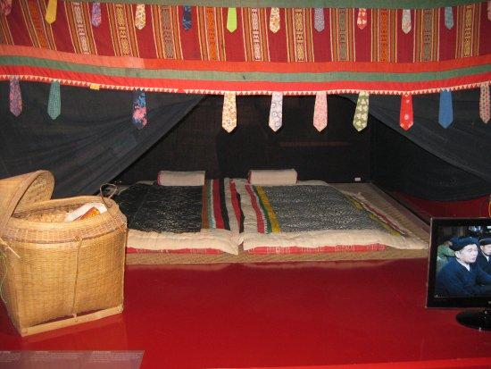 Bảo tàng Phụ nữ Việt Nam: Tribal marriage bed